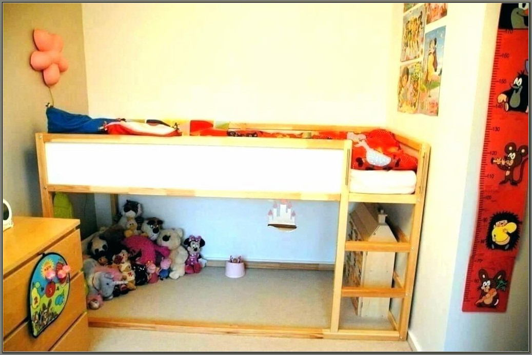 Childrens Beds With Desk Underneath