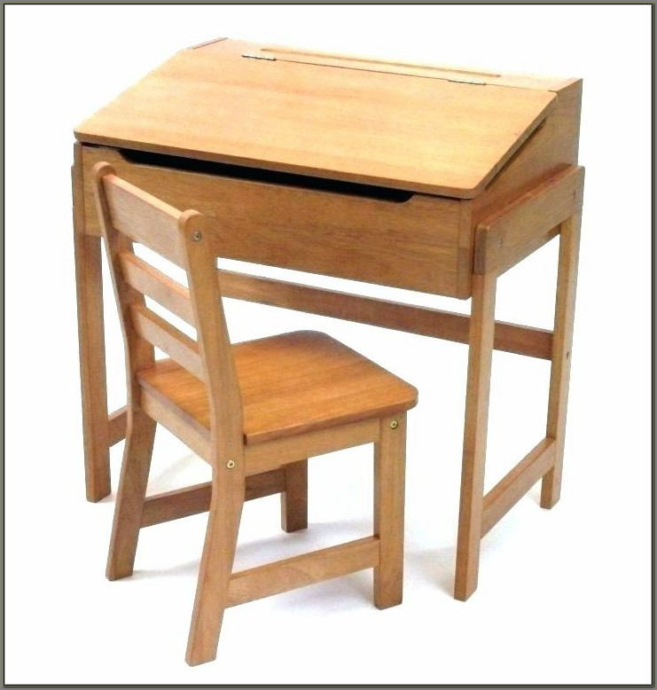 Childs Desk And Chair
