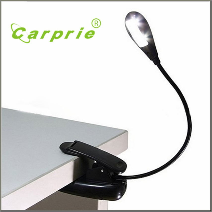 Clip On Desk Lamps
