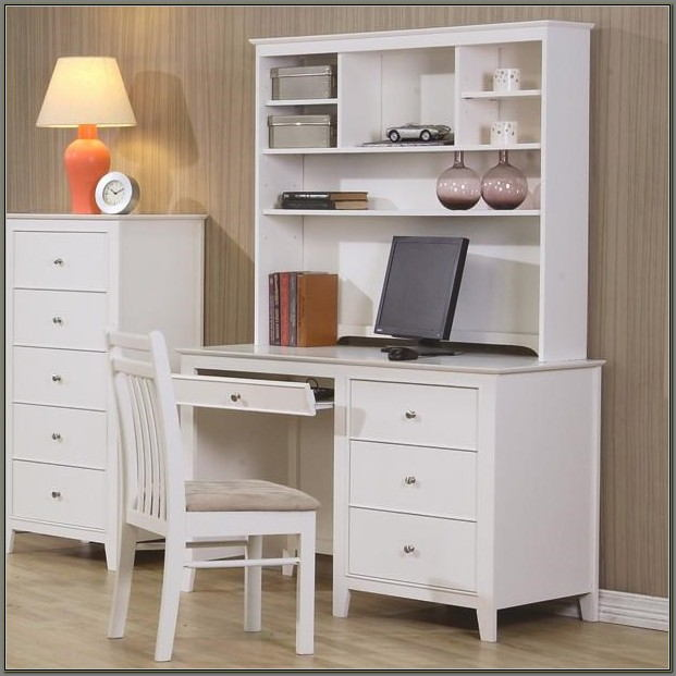 Computer Desk And Hutch Sets