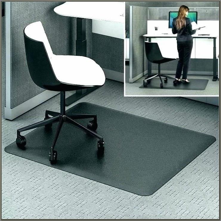 Computer Desk Floor Mat Ikea