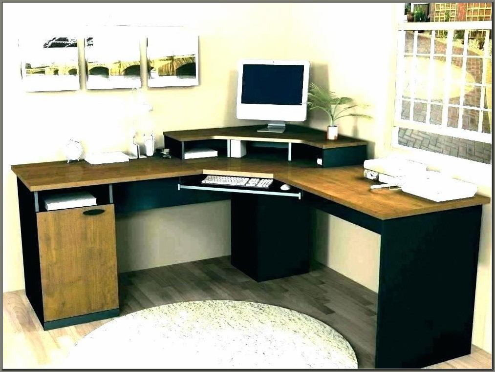 Computer Desk For 2 Monitors