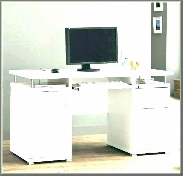 Computer Desk With Cpu Storage