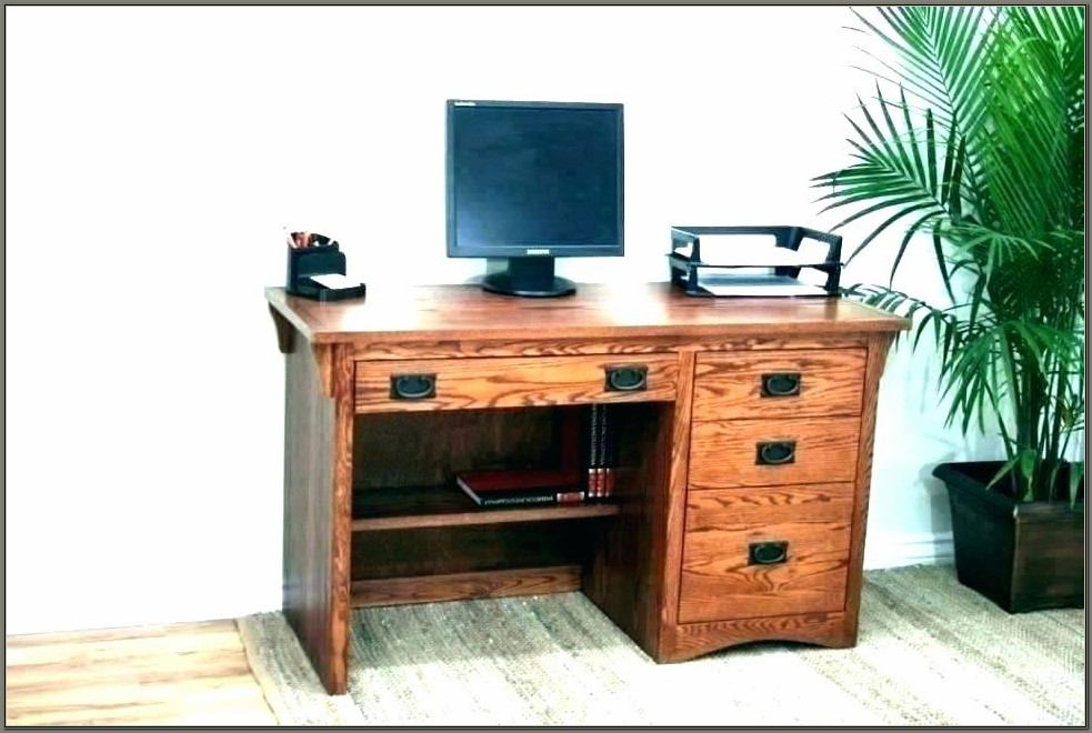 Computer Desks For Small Spaces Walmart