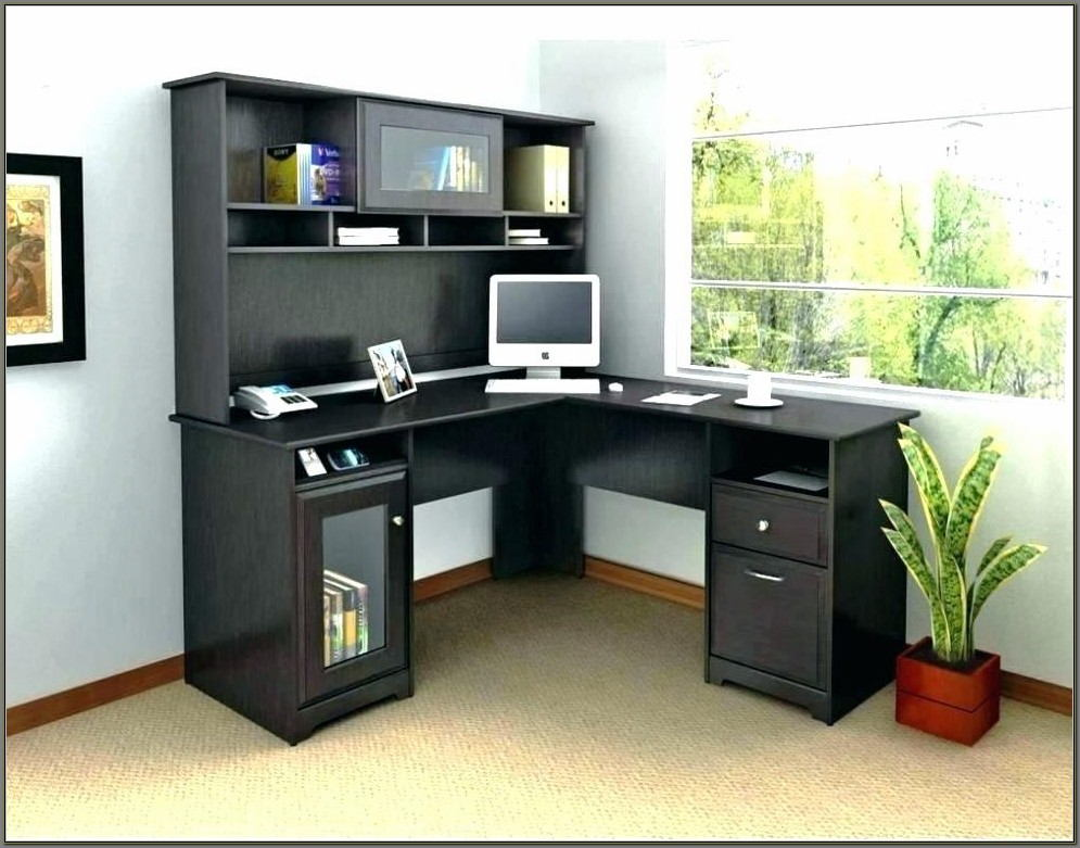 Computer Desks With Hutch For Home