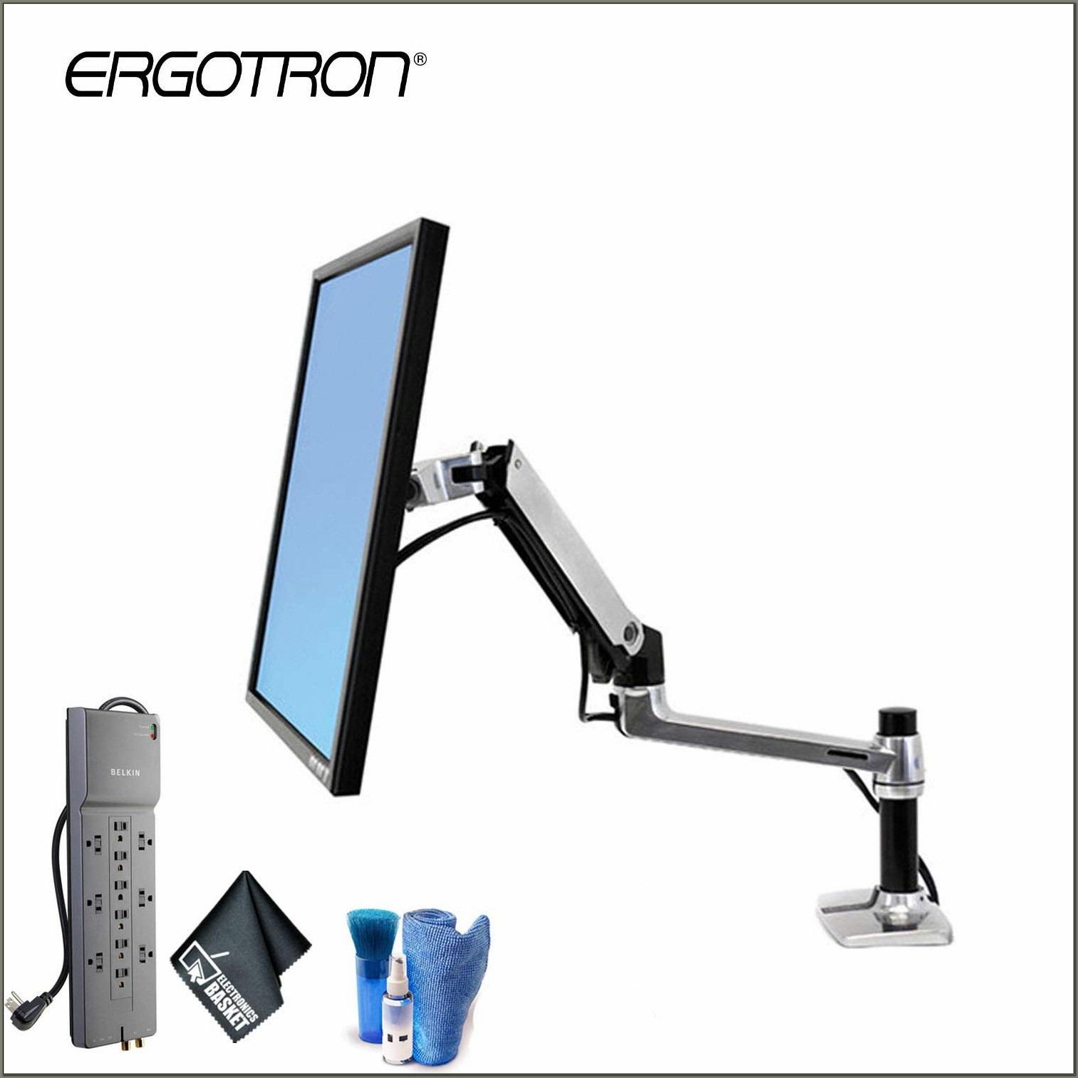 Computer Monitor Arm Desk Mount