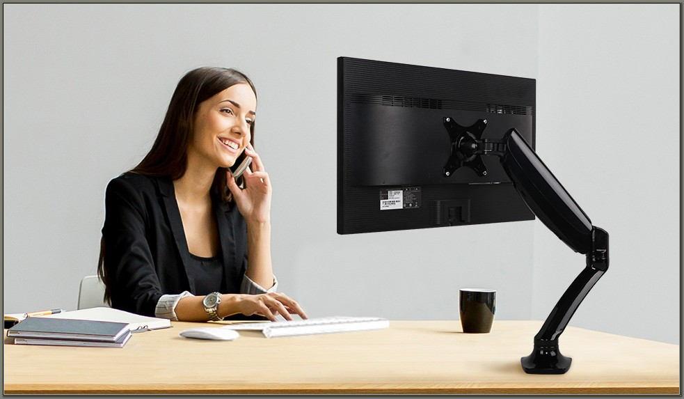 Computer Monitor Desk Mounts
