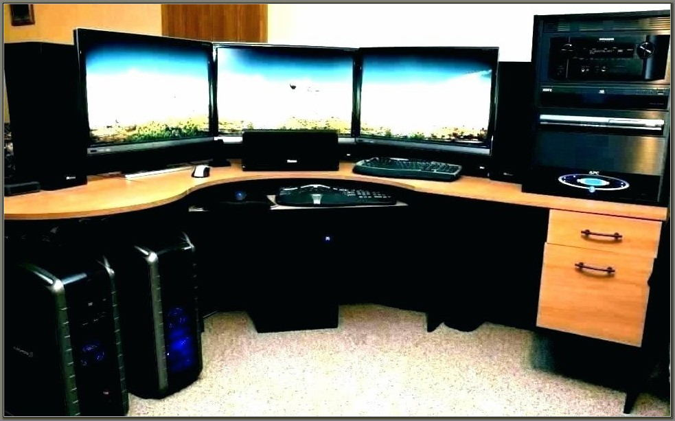 Computer Monitor Stands For Desk