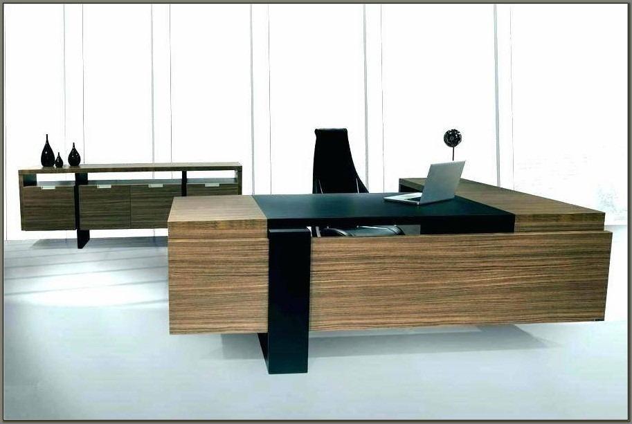 Contemporary Oak Desks For Home Office