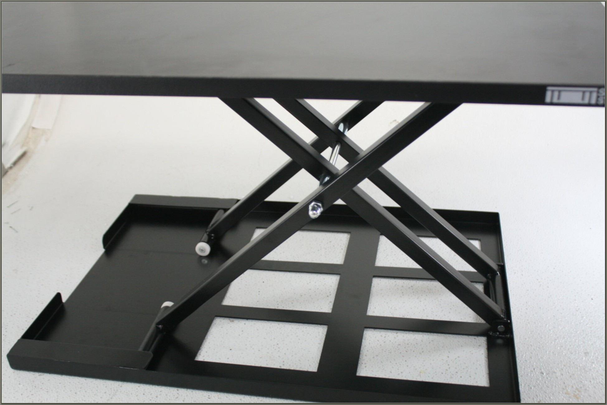 Convert Sitting Desk To Standing Desk
