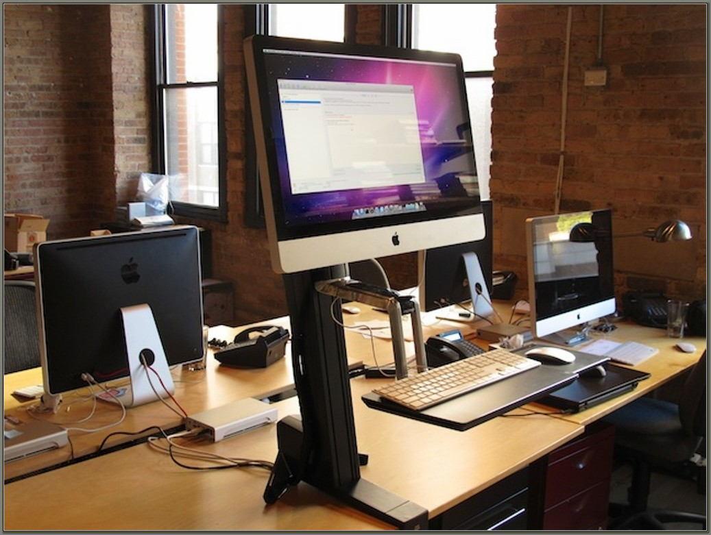 Convert To Standing Desk Diy