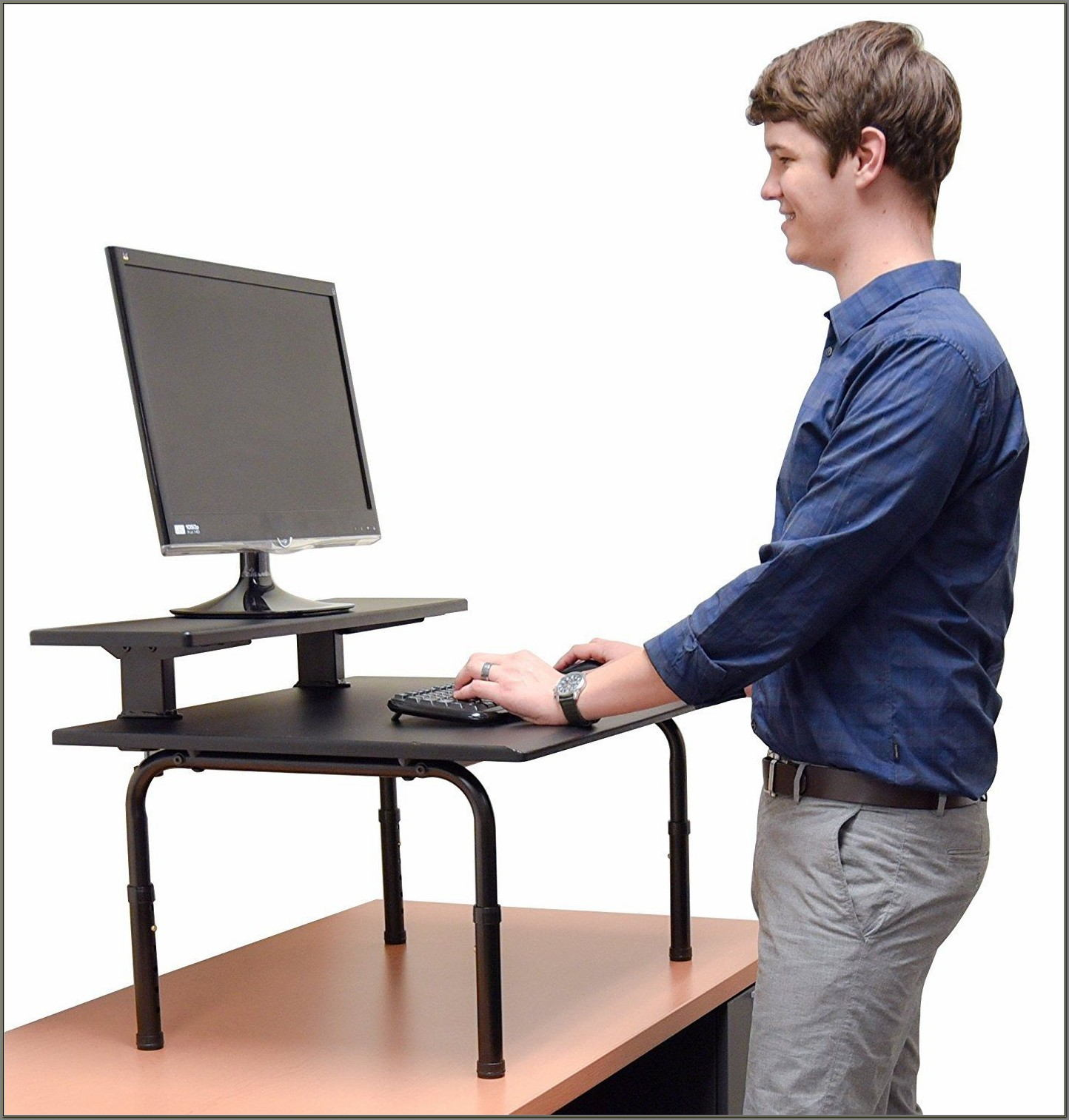 Convert To Standing Desk