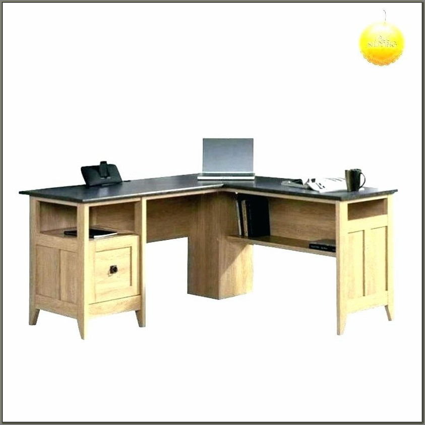 Corner Computer Desk Staples