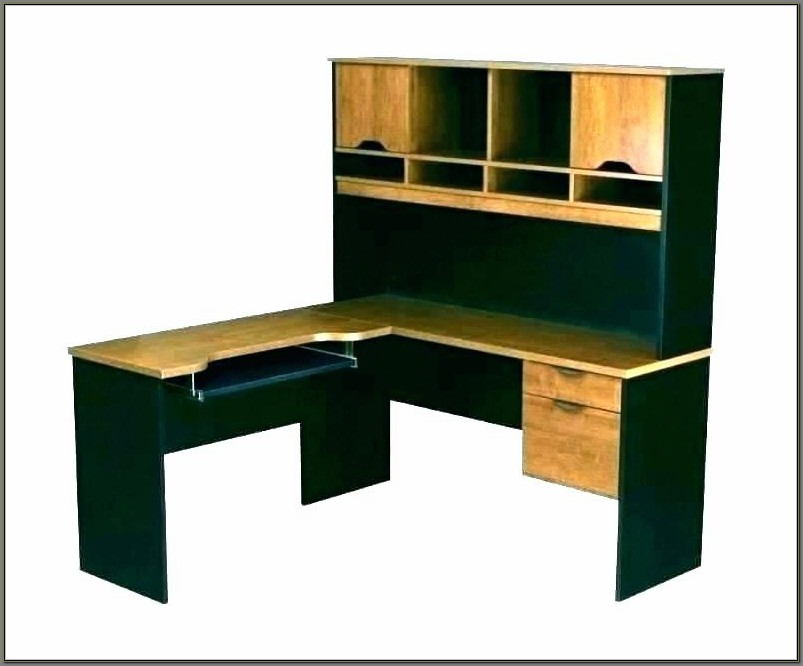 Corner Computer Desk With Hutch Plans