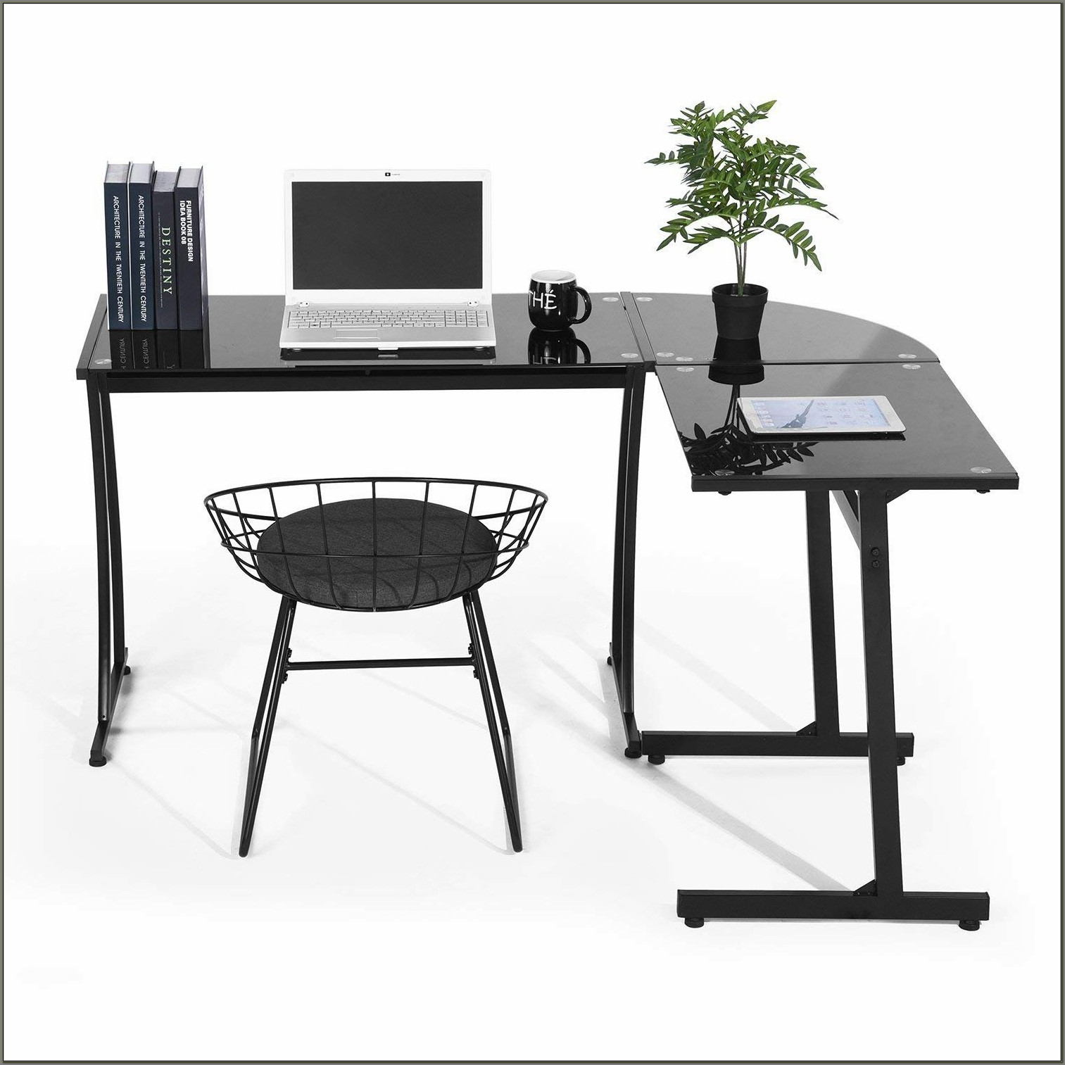 Corner Desk Computer Workstation