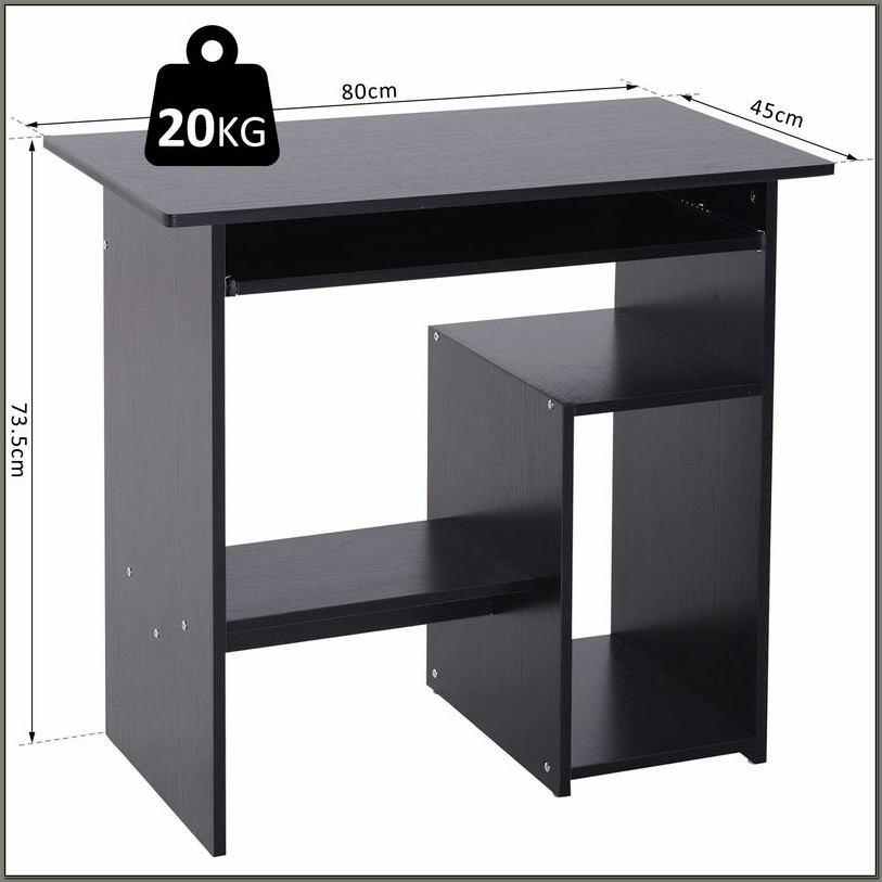 Corner Desk Keyboard Tray