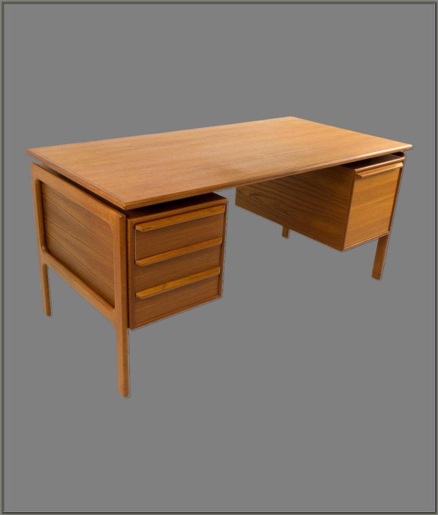 Danish Mid Century Desk