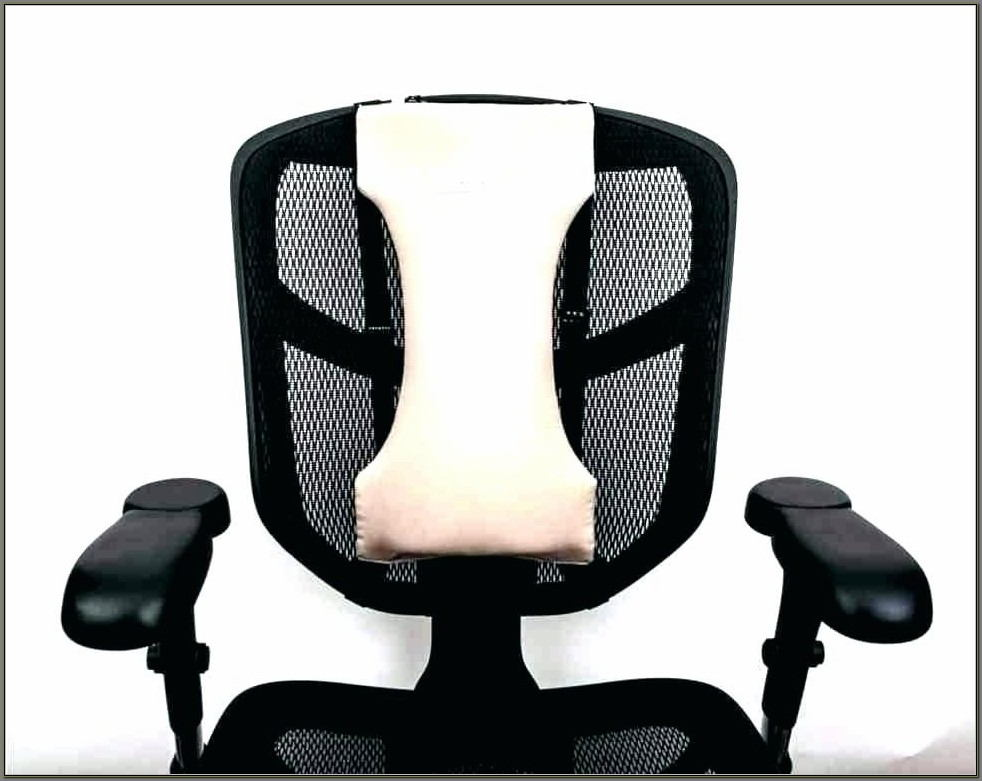Desk Chair Lumbar Support Cushion