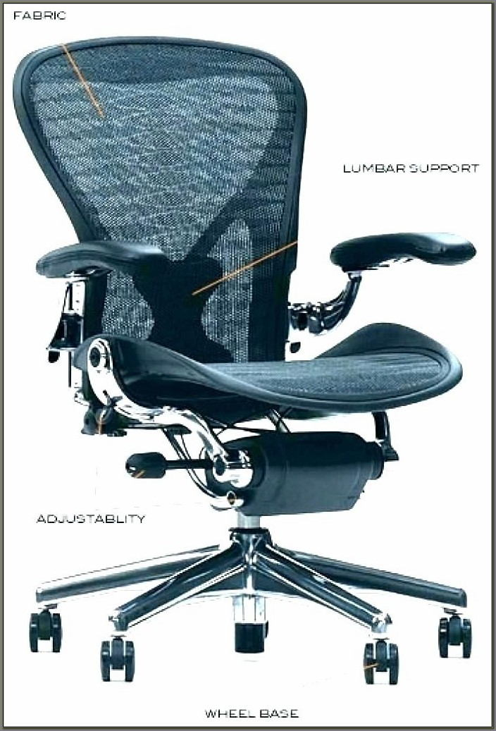 Desk Chair Lumbar Support Pillow