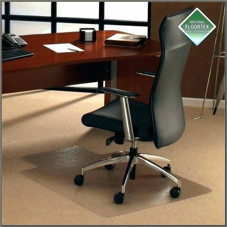 Desk Chair Mat For Carpet Staples