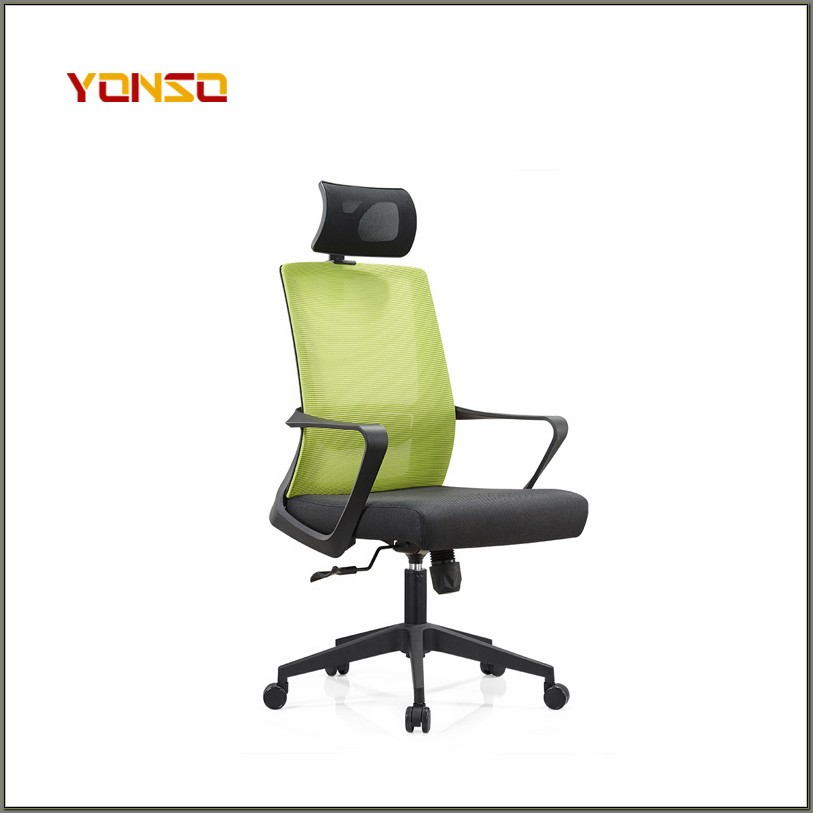 Desk Chair With Lumbar Support