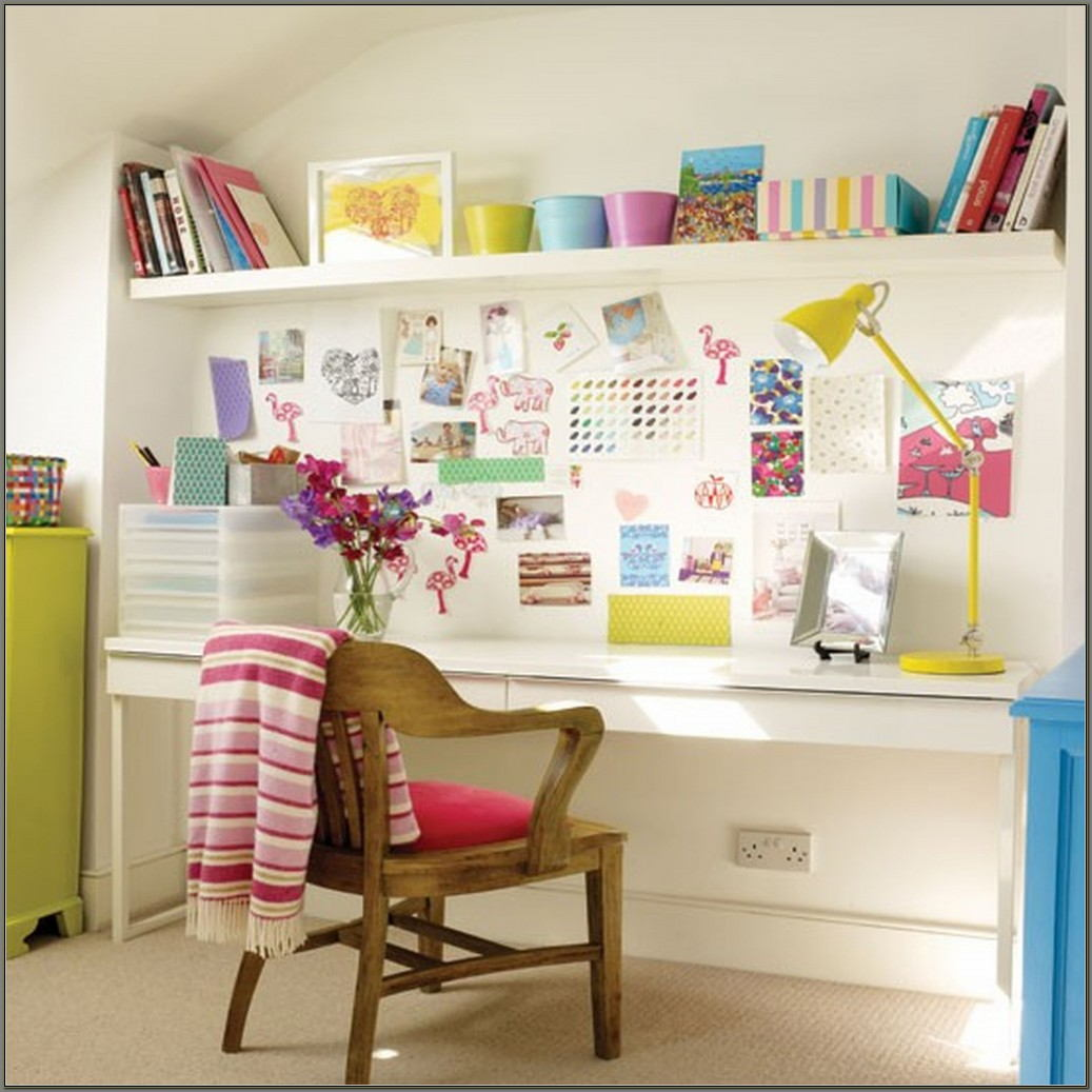Desks For Teenage Rooms