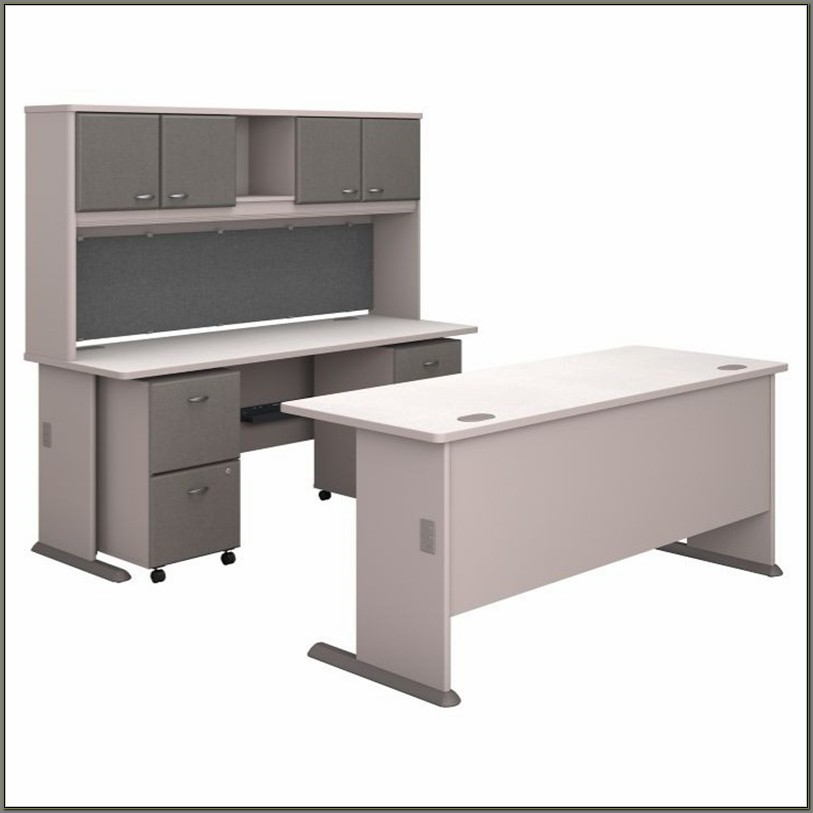 Desks With A Hutch