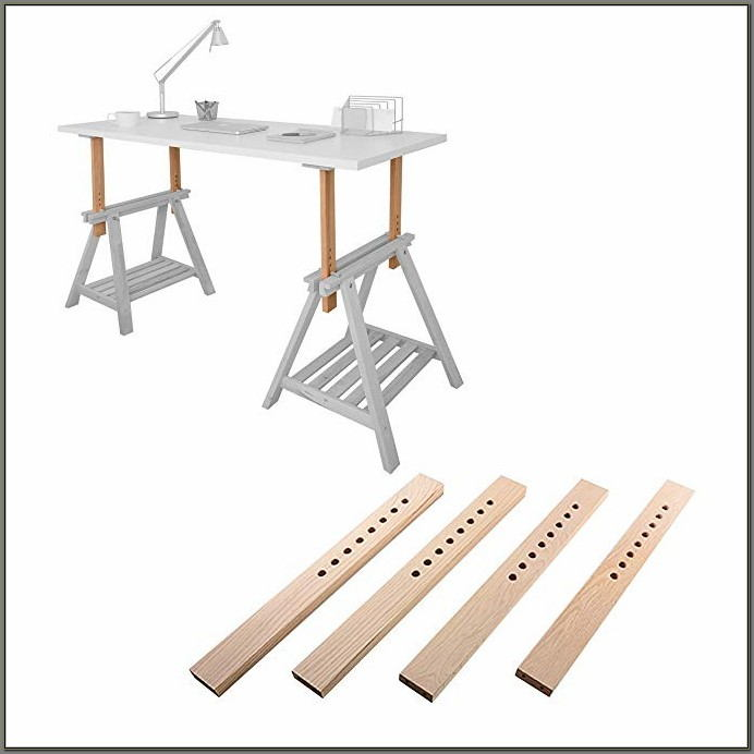 Diy Adjustable Standing Desk Conversion
