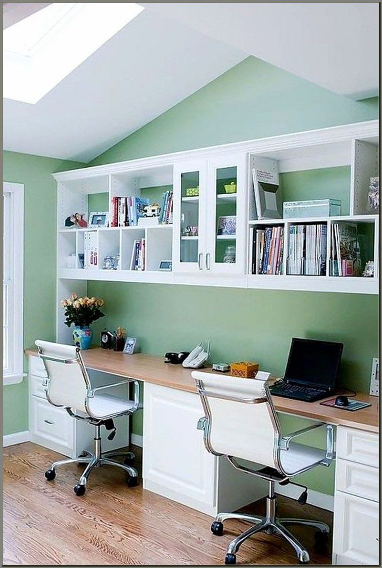 Diy Home Office Desk Ideas
