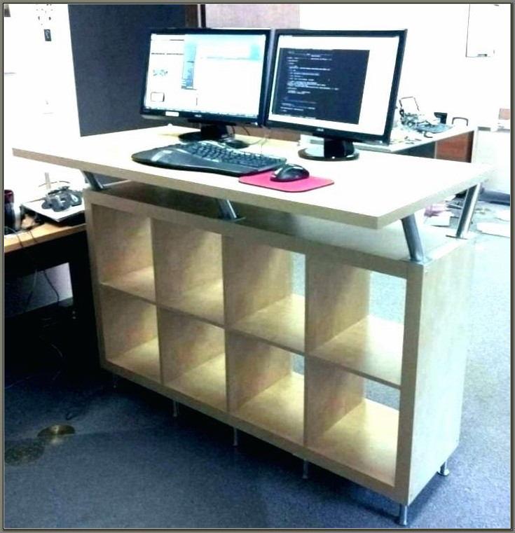 Diy Sit Stand Desk Reddit