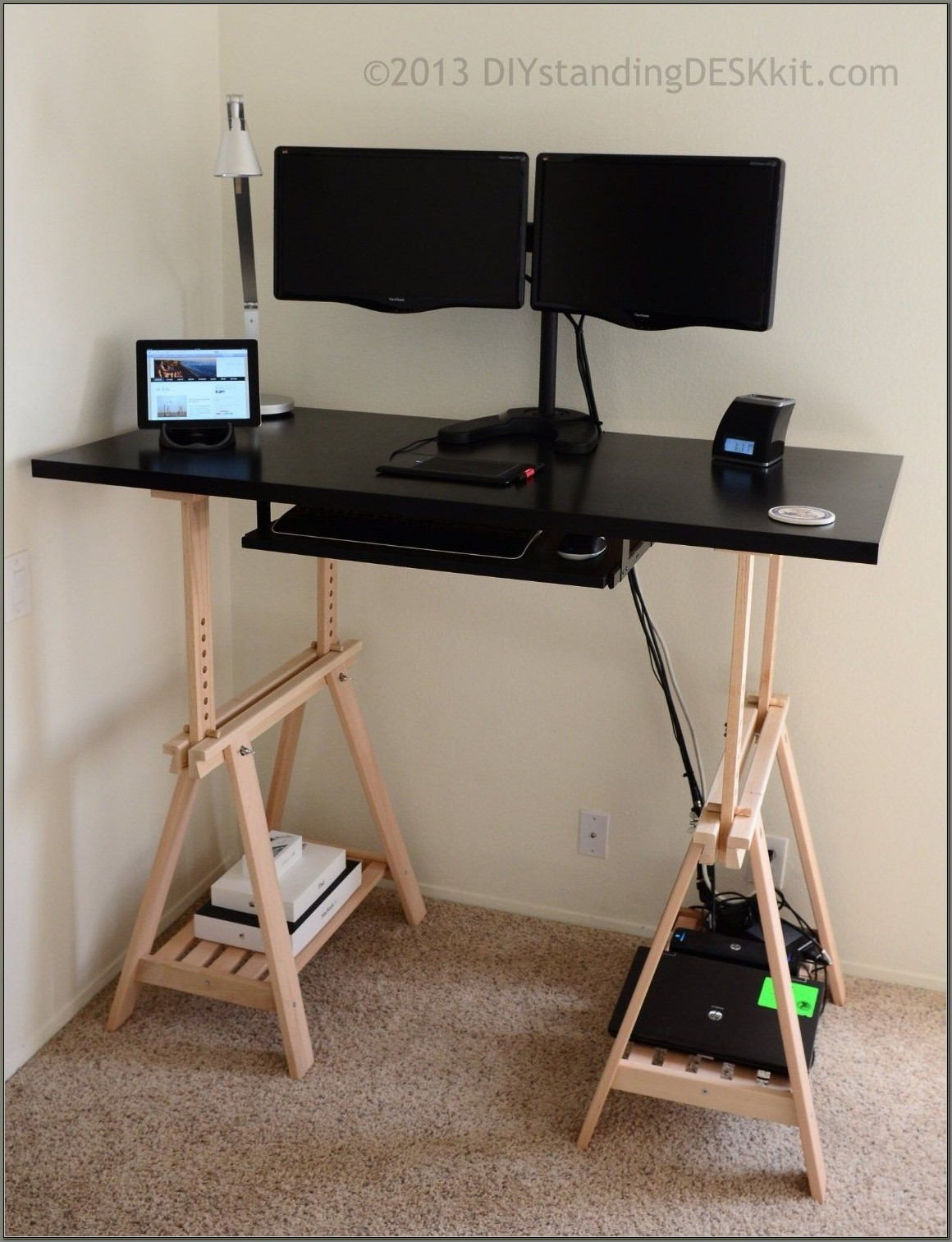 Do It Yourself Standing Desk