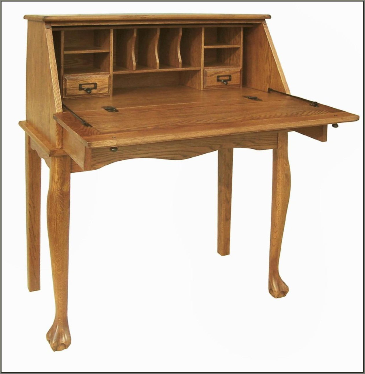 Drop Down Secretary Desk