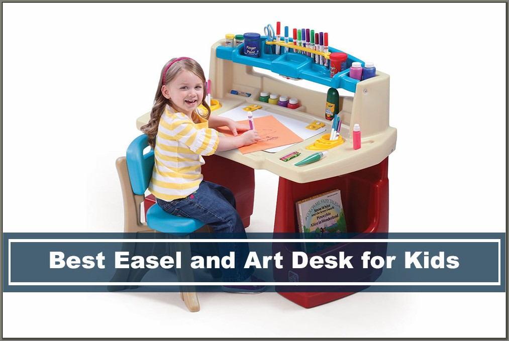 Easel Desk For Kids