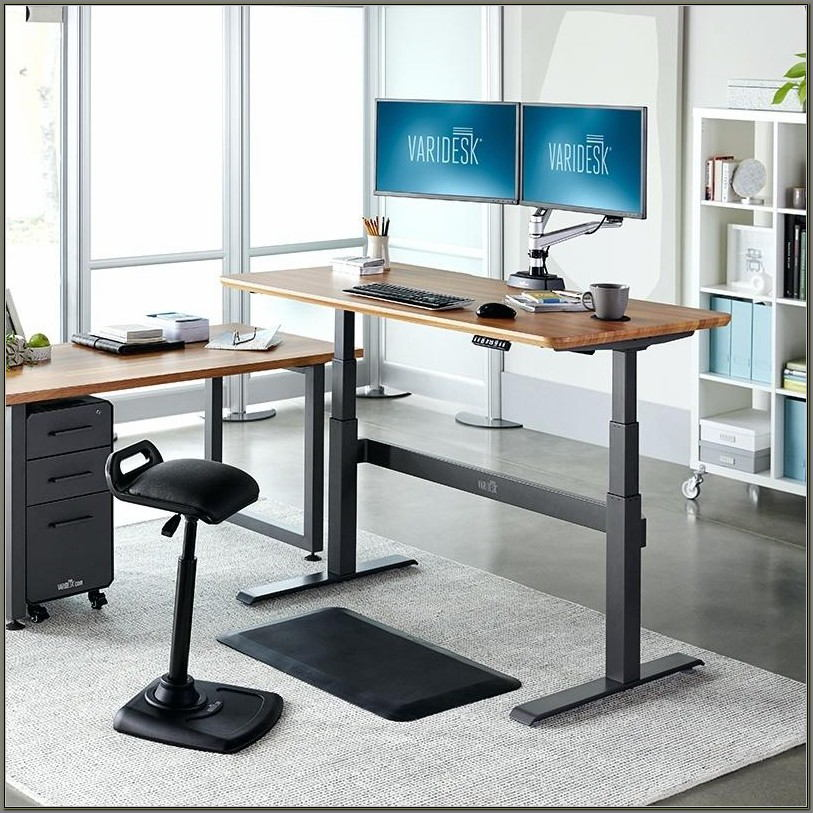 Electric Height Adjustable Computer Desks For Home