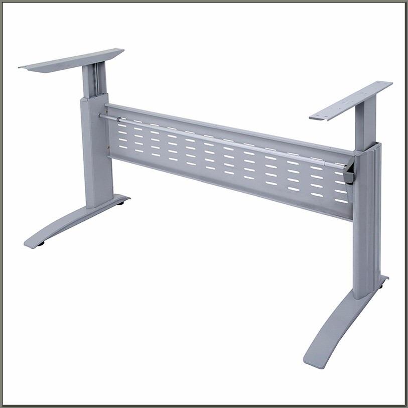 Electric Height Adjustable Desk Frame