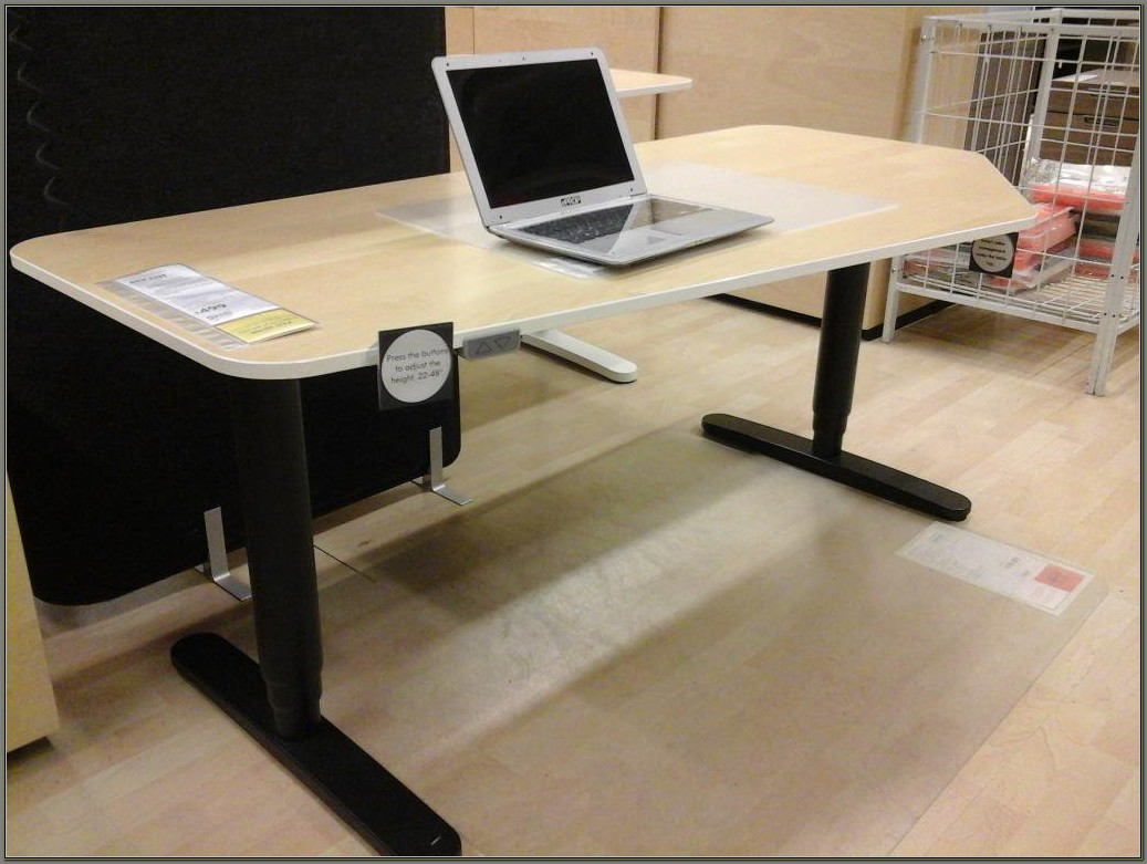 Electric Sit Stand Desk Ikea