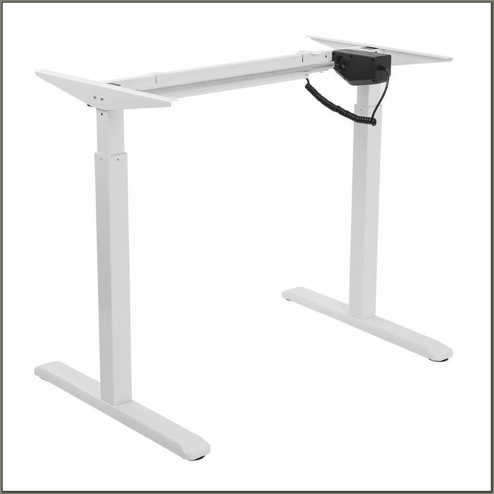 Electric Sit To Stand Desk Riser