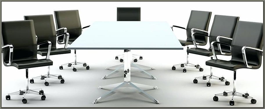 Ergonomic Desk And Chair For Home