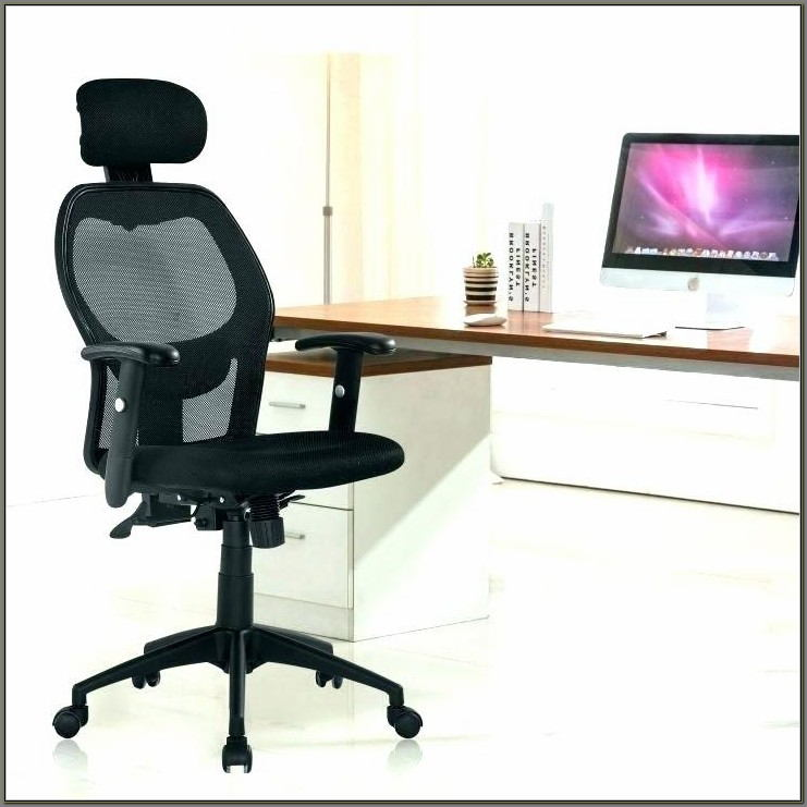 Ergonomic Desk And Chair