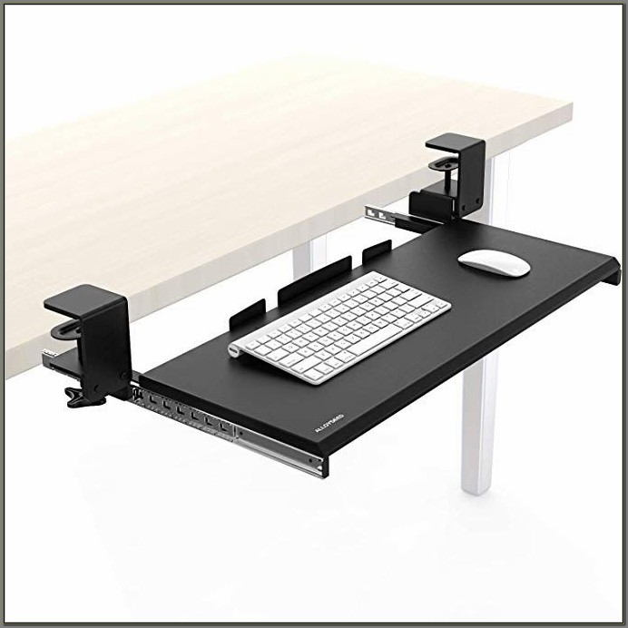 Ergonomic Keyboard Tray Under Desk