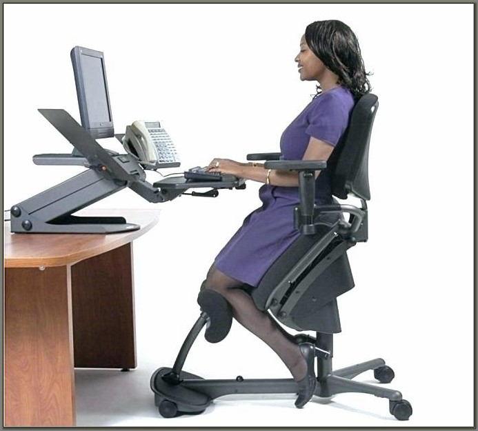 Ergonomic Kneeling Desk Chair