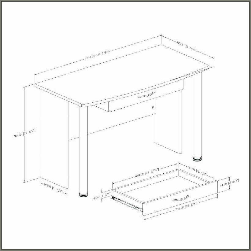 Ergonomic Standing Desk Height Calculator