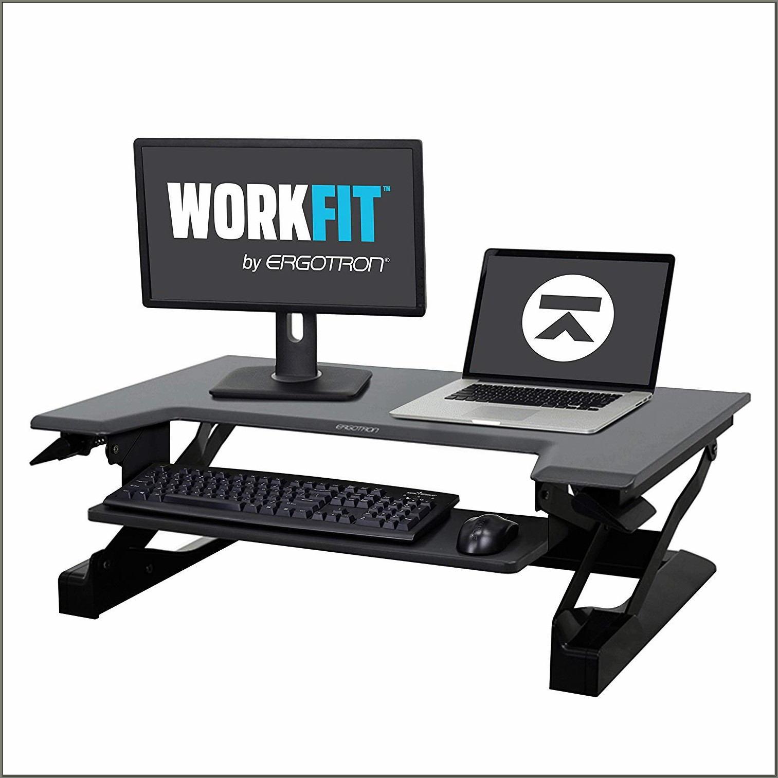 Ergotron Sit Stand Desk