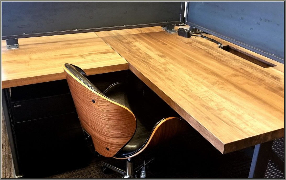 Executive L Shaped Desks