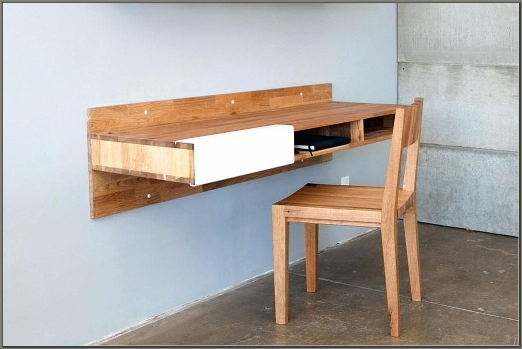 Floating Desk With Storage Ikea