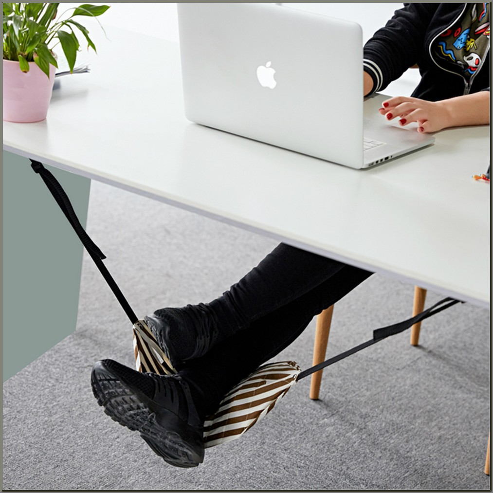 Foot Stool For Under Desk