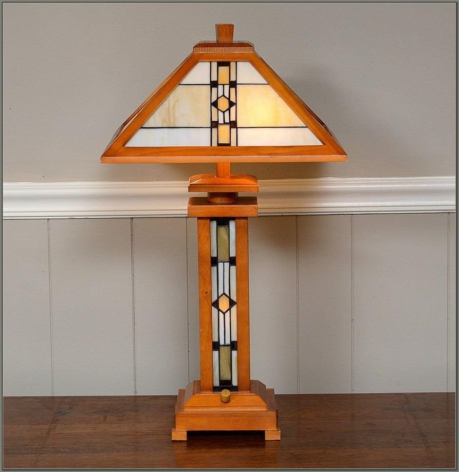 Frank Lloyd Wright Desk Lamp