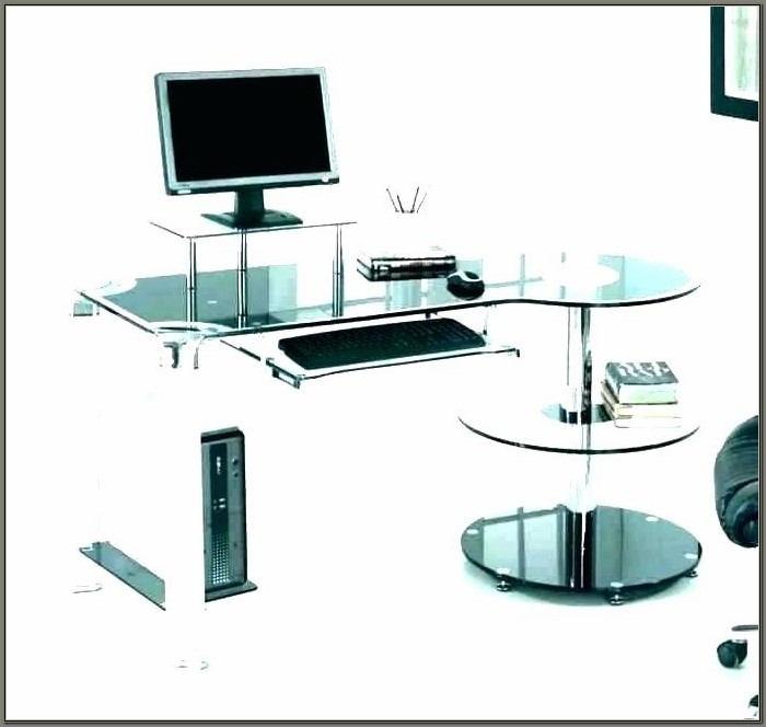 Glass Top Computer Desk Ikea