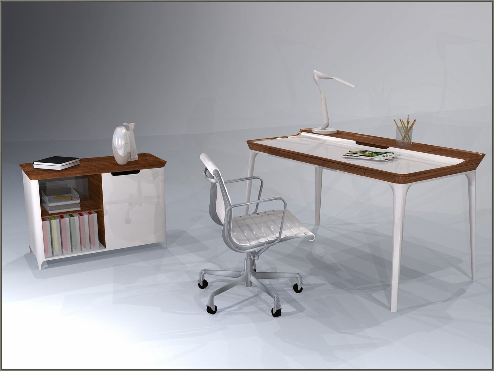 Herman Miller Airia Desk Ebay