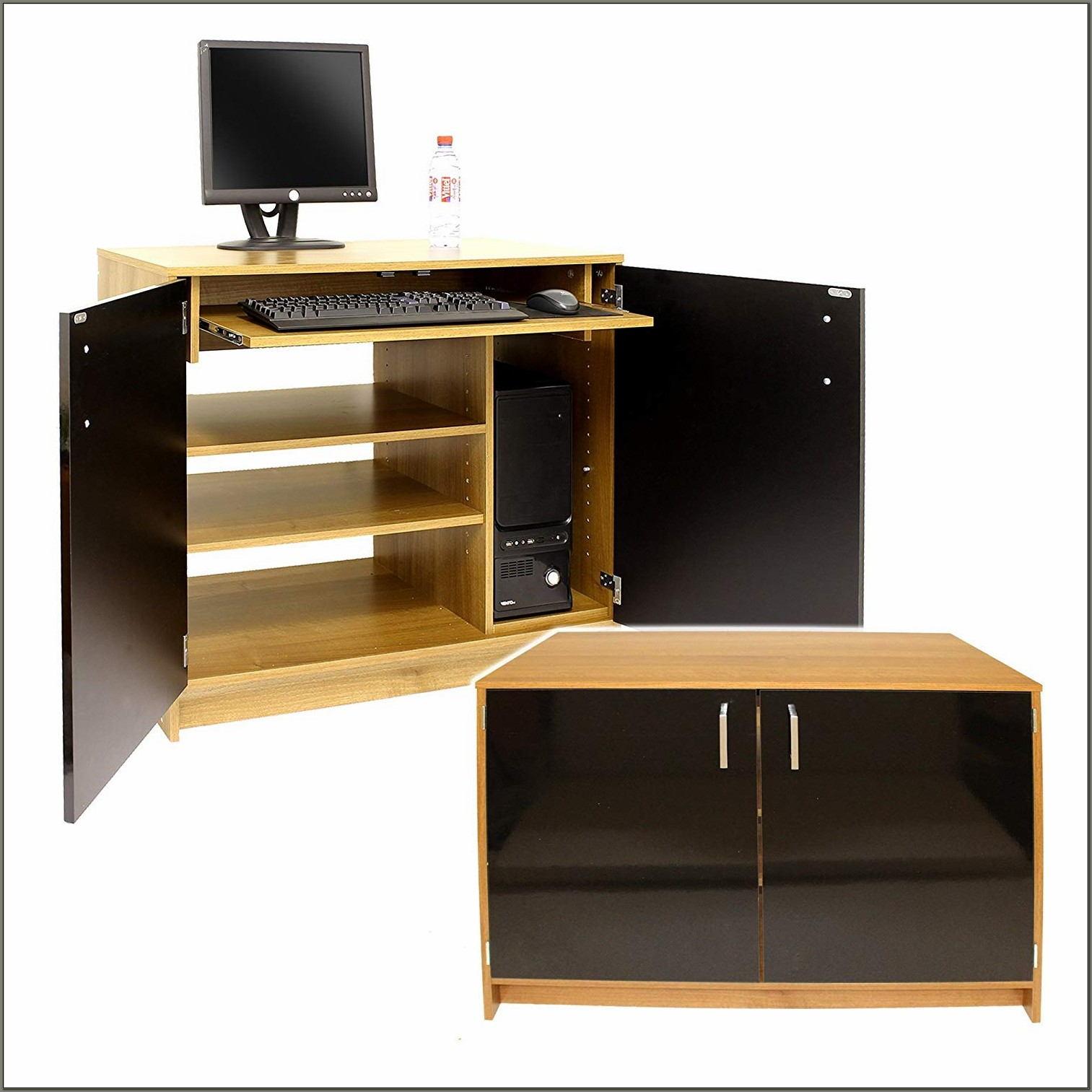 Hideaway Computer Desk Uk